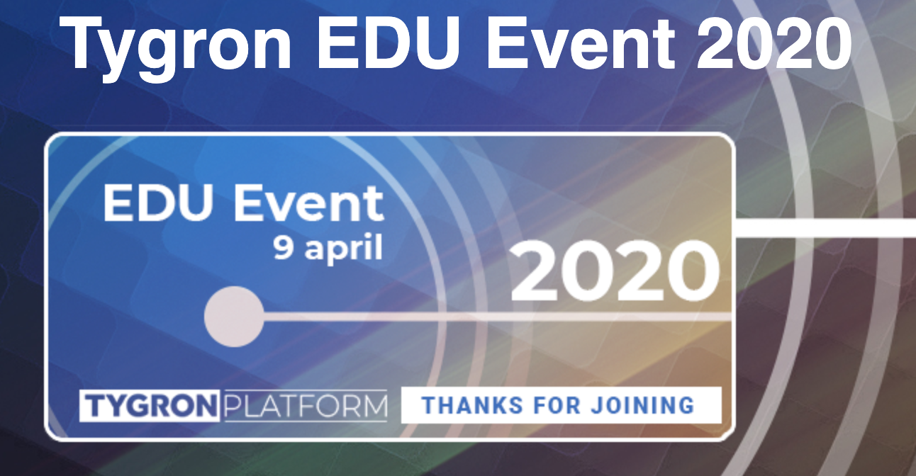 Tygron EDU Event 2020: Share and Inspire